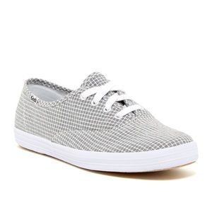 Keds Champion Seersucker Canvas Sneaker